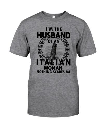 I'M HUSBAND OF A ITALIAN WOMAN