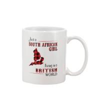 SOUTH AFRICAN GIRL LIVING IN BRITISH WORLD Mug thumbnail