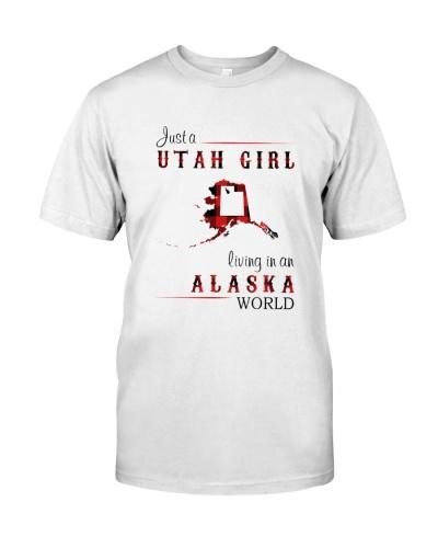 UTAH GIRL LIVING IN ALASKA WORLD
