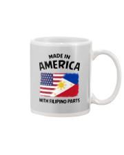 AMERICA WITH FILIPINO PARTS Mug thumbnail