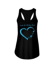 JUST A PHILLY GIRL Ladies Flowy Tank thumbnail