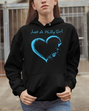 JUST A PHILLY GIRL Hooded Sweatshirt apparel-hooded-sweatshirt-lifestyle-07