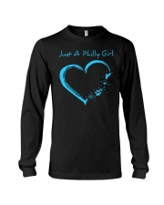 JUST A PHILLY GIRL Long Sleeve Tee thumbnail