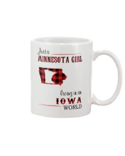 MINNESOTA GIRL LIVING IN IOWA WORLD Mug thumbnail