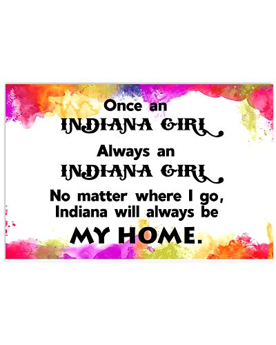 INDIANA WILL ALWAYS BE MY HOME