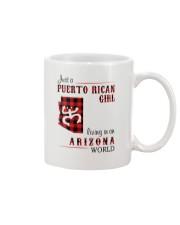 PUERTO RICAN GIRL LIVING IN ARIZONA WORLD Mug thumbnail