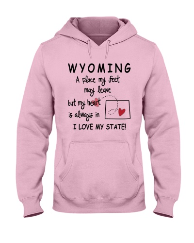 WYOMING MY HEART IS ALWAYS IN