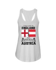 LIVE IN ENGLAND BEGAN IN AUSTRIA ROOT WOMEN Ladies Flowy Tank thumbnail