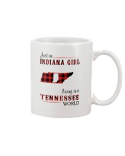 INDIANA GIRL LIVING IN TENNESSEE WORLD Mug thumbnail
