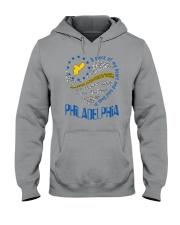 MY HEART AND SOUL LIVES IN PHILADELPHIA Hooded Sweatshirt thumbnail