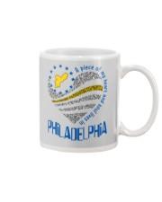 MY HEART AND SOUL LIVES IN PHILADELPHIA Mug thumbnail