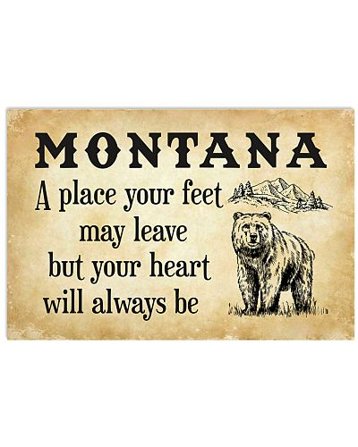 MONTANA A PLACE YOUR HEART WILL ALWAYS BE