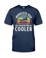 MINNESOTA MAN REGULAR MAN BUT COOLER Classic T-Shirt front
