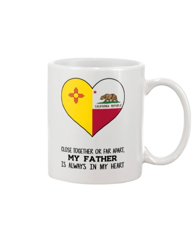 NEW MEXICO CALIFORNIA FATHER IS ALWAYS IN MY HEART