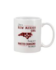 NEW MEXICO GIRL LIVING IN NORTH CAROLINA WORLD Mug thumbnail