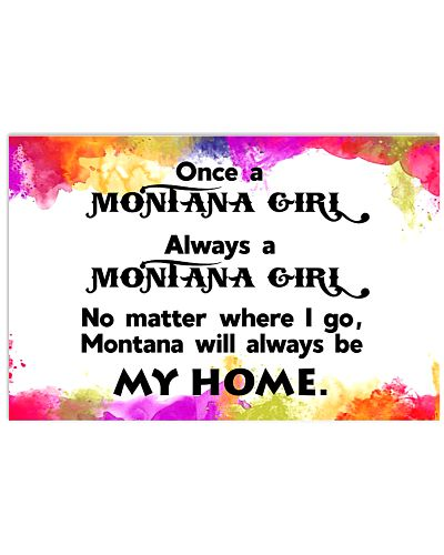 MONTANA WILL ALWAYS BE MY HOME