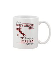 SOUTH AFRICAN GIRL LIVING IN ITALIAN WORLD Mug thumbnail