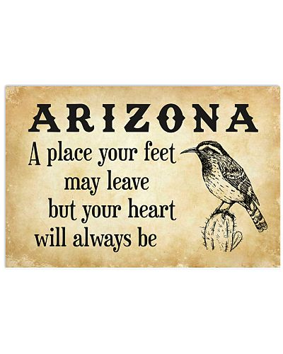 ARIZONA A PLACE YOUR HEART WILL ALWAYS BE