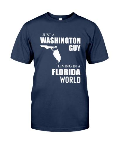 JUST A WASHINGTON GUY LIVING IN FLORIDA WORLD