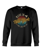 MADE IN NEW YORK A LONG TIME AGO VINTAGE Crewneck Sweatshirt thumbnail