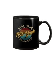 MADE IN NEW YORK A LONG TIME AGO VINTAGE Mug thumbnail