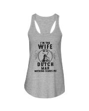I'M THE WIFE OF A DUTCH MAN Ladies Flowy Tank thumbnail