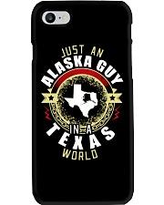 ALASKA GUY IN TEXAS WORLD Phone Case thumbnail
