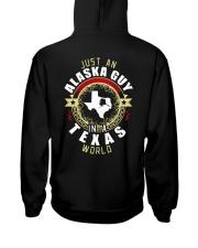 ALASKA GUY IN TEXAS WORLD Hooded Sweatshirt thumbnail