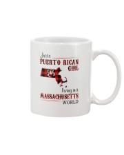 PUERTO RICAN GIRL LIVING IN MASSACHUSETTS WORLD Mug thumbnail