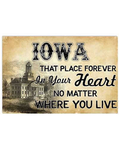 IOWA THAT PLACE FOREVER IN YOUR HEART