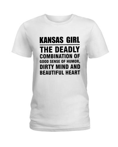 KANSAS GIRL THE DEADLY COMBINATION