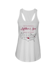 OKLAHOMA MARYLAND THE LOVE MOTHER AND SON  Ladies Flowy Tank thumbnail