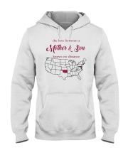 OKLAHOMA MARYLAND THE LOVE MOTHER AND SON  Hooded Sweatshirt thumbnail