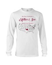OKLAHOMA MARYLAND THE LOVE MOTHER AND SON  Long Sleeve Tee thumbnail