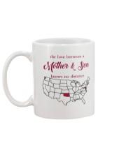 OKLAHOMA MARYLAND THE LOVE MOTHER AND SON  Mug back