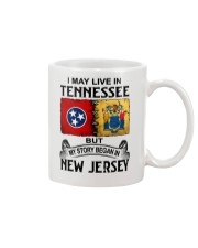 LIVE IN TENNESSEE BEGAN IN NEW JERSEY Mug thumbnail
