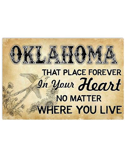 OKLAHOMA THAT PLACE FOREVER IN YOUR HEART