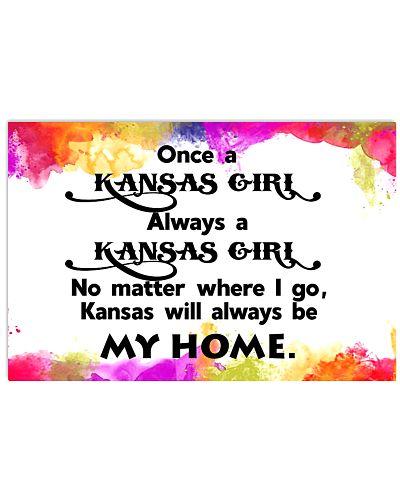 KANSAS WILL ALWAYS BE MY HOME