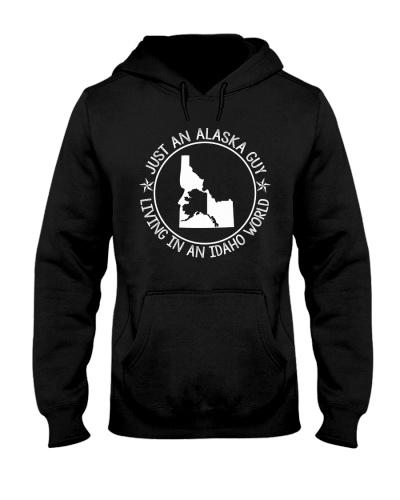 ALASKA GUY LIVING IN IDAHO WORLD