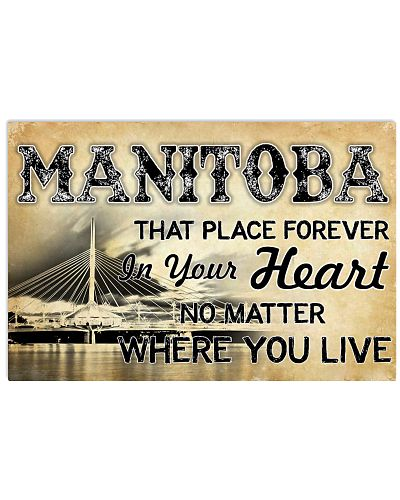 MANITOBA THAT PLACE FOREVER IN YOUR HEART
