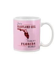 MARYLAND GIRL LIVING IN FLORIDA WORLD Mug thumbnail