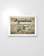 ARGENTINA A PLACE YOUR HEART REMAINS 24x16 Poster poster-landscape-24x16-lifestyle-02