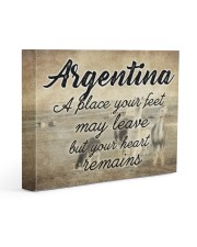 ARGENTINA A PLACE YOUR HEART REMAINS 14x11 Gallery Wrapped Canvas Prints thumbnail