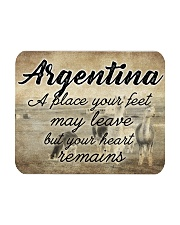 ARGENTINA A PLACE YOUR HEART REMAINS Mousepad thumbnail