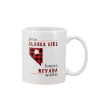 ALASKA GIRL LIVING IN NEVADA WORLD Mug thumbnail