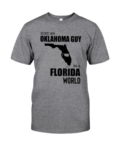 JUST AN OKLAHOMA GUY IN A FLORIDA WORLD