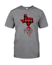 TEXAS ROOTS Classic T-Shirt front