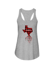 TEXAS ROOTS Ladies Flowy Tank tile
