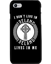 IRELAND LIVES IN ME Phone Case thumbnail