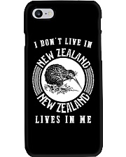 NEW ZEALAND LIVES IN ME Phone Case thumbnail